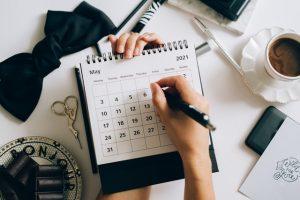 Pasos para una Limpia de Hogar establecer fecha